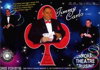 Jimmy Carlo
