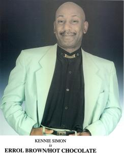 Errol Brown by Kennie Simon