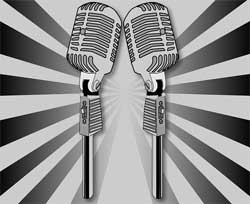 Two-microphones