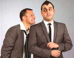 Book The Unlikely Lads from Ding's Entertainment Ltd