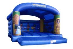 Bouncy castle hire from Ding's Entertainment Ltd