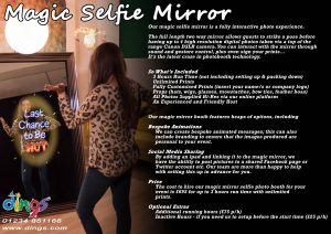 Selfie mirror dings Lo res